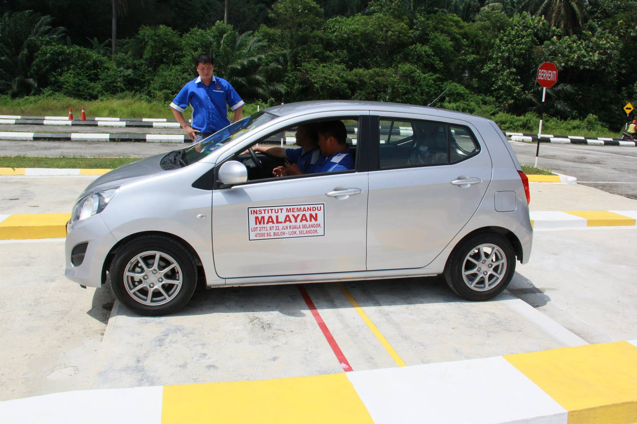Driving School Klang Valley
